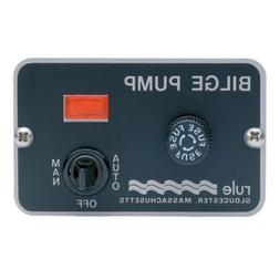 Rule 31481M RULE DELUXE 3 WAY PANEL LIGHTED SWITCH F/ AUTO F