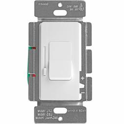 Enerlites Slide Dimmer Light Switch Decorator Rocker 3-Way L