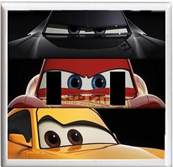 Got You Covered Disney Cars Light Switch Covers or Outlets F