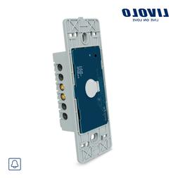 Livolo Door Bell Touch Switch Base Without Glass Panel