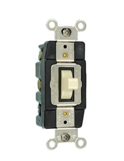 Leviton 1286-I 20 Amp Double-Pole Toggle Switch Industrial -