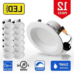 IN HOME 4-inch LED Downlight RETROFIT KIT Recessed Lighting