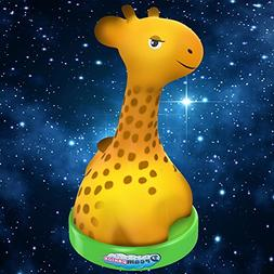 Dreampanion Portable Soothing LED Kids Night Light Lamp - Re