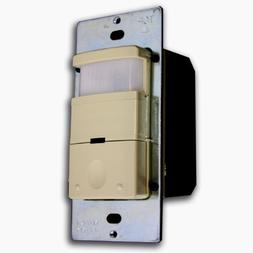 Enerlites DWOS-I Decorator Passive Infrared Wall Switch Occu