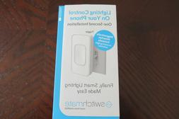 Switchmate TSM001W Light Switch Toggle Bluetooth Smart Light