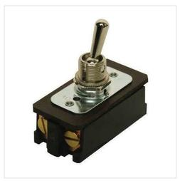 Carling Technologies EK204-73 Toggle Switch, 20A DPST Toggle