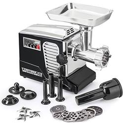 Electric Meat Grinder - Size #12 - Model STX-4000-TB2-PD - S