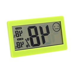 """3.3"""" Electronic Thermostat Tester LCD Mini Digital Indoor Ho"""