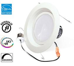16Watt 6-inch ENERGY STAR UL-listed Dimmable LED Downlight R