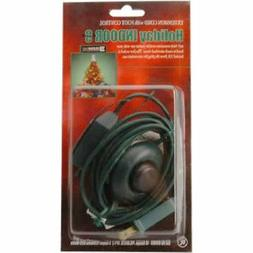 Coleman Cable Extension Cord with Footswitch Indoor 9 feet n