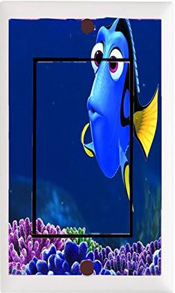 GOT YOU COVERED FINDING DORY AND FRIENDS LIGHT SWITCH COVER