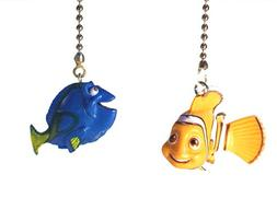 Finding Nemo Finding Dory Ceiling Fan Pull Set