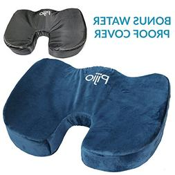 Flash Sale! Pijio Coccyx Orthopedic Comfort Memory Foam Seat