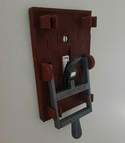 Frankenstein Light Switch Cover Plate