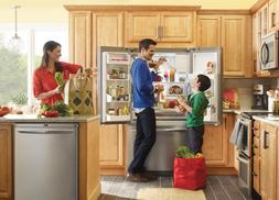 Frigidaire Gallery Appliance Package with French Door Refrig