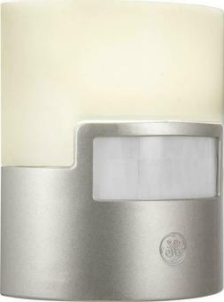 Ge 29844 Ultra Brite Motion-Activated Led Light Silver Long-