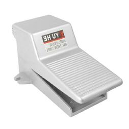 Tenflyer Gray Metal 2 Position 3 Way Momentary Foot Pedal Op