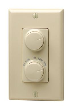 Leviton Hard Wire Dimmer - Rotary Dimmer - Fan Control, Ligh