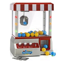 Toydaloo Home Claw Grabber Classic Arcade Game with Lights,