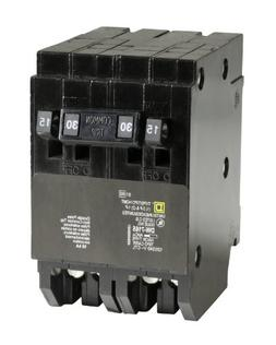 Square D by Schneider Electric HOMT1515230CP Homeline 2-15-A