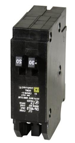 Square D by Schneider Electric HOMT3020 Homeline 1-30-Amp 1-