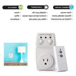 Household Appliances Remote Control Outlet Wireless Energy S