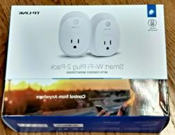NEW 2 PACK TP Link HS110 KIT Smart Wi-Fi Plug works with Ale