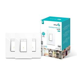 TP-LINK HS220P3 Kasa Smart WiFi Light Switch , Dimmer by TP-
