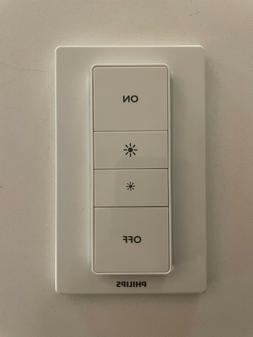 Philips Hue Smart Dimmer Switch with Remote - Installation-F