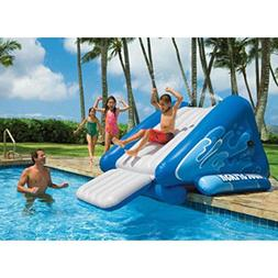 Intex Kool Splash Inflatable Swimming Pool Water Slide Acces