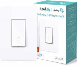 Kasa Smart Light Switch by TP-Link, Single Pole, Needs Neutr