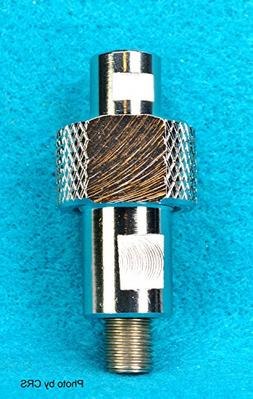 Workman KDT Chrome Plated Antenna Quick Disconnect