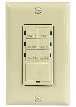 Kitchen Countdown Timer Light Switch for LED/CFL/Motors/Fans