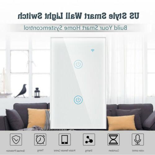 1/2/3/4 Home WiFi Wall Light Touch