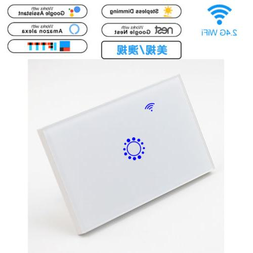 US 1/2/3 Smart Home WiFi Wall Alexa