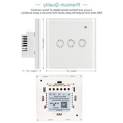 Sonoff Panel Touch Switch Retome Light
