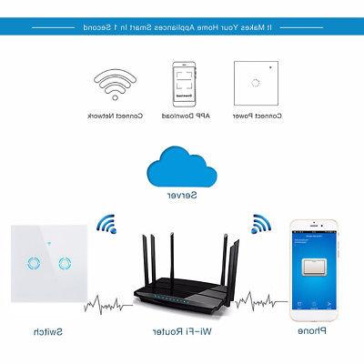 1 3 gang WIFI Smart US Amazon