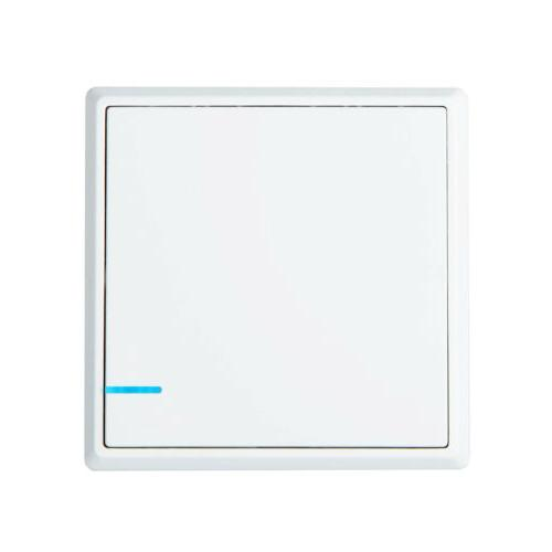 Wireless Smart Wall Switch Home 1 Way ON/OFF Remote