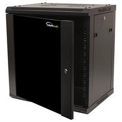 12U Wall Mount Network Server 19 Inch IT Cabinet Rack Enclos