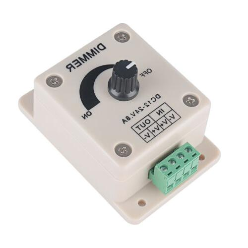 new manual dimmer switch for led strip