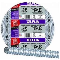 Southwire Alflex Rwa Flexible Conduit 3/4 X 25' Highly Flexi