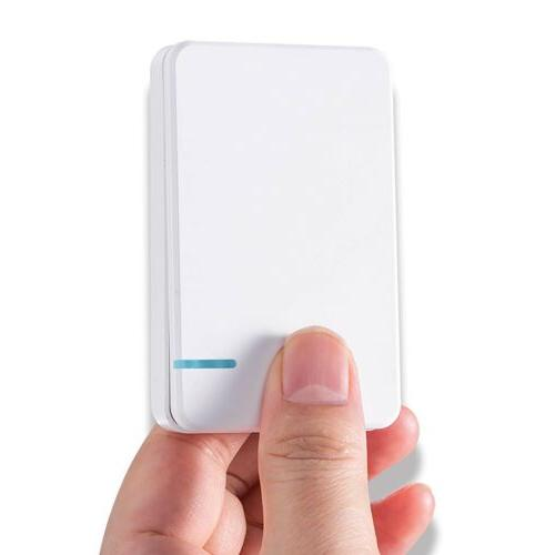Wireless Control Wall Home White