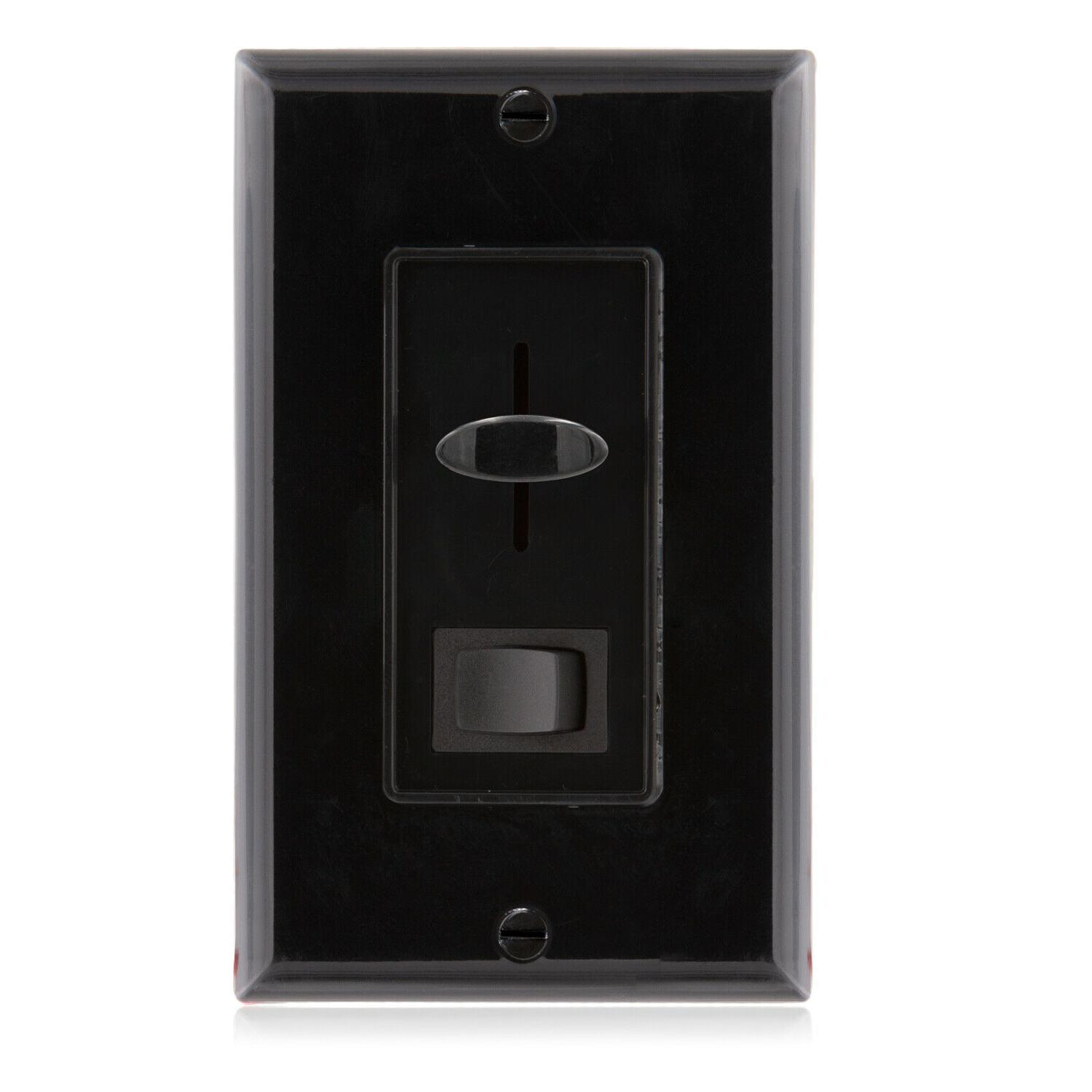 Maxxima 3-Way / Single Pole Dimmer Light Switch LED Compatib