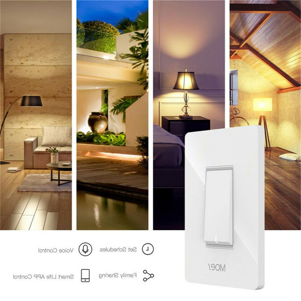 3-Way Switch With Smart Control