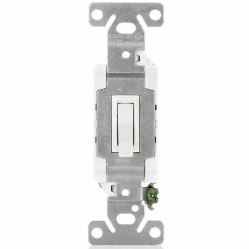 4PK BESTTEN UL Toggle Light Wall In-Wall ON/OFF 15A
