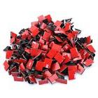 KEDSUM 200pcs Adhesive Cable Clips Wire Car Cable Organizer