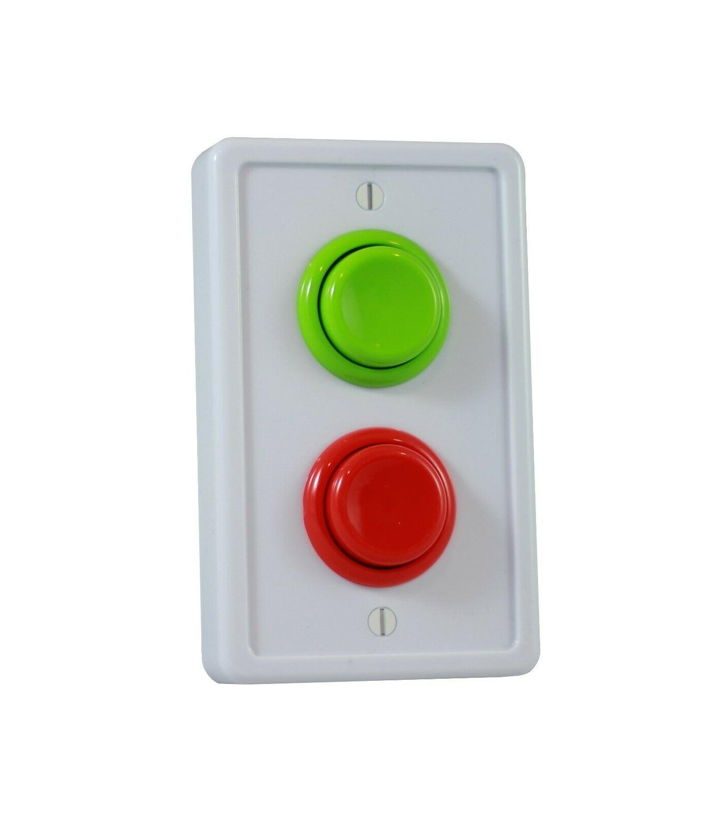 arcade light switch cover plate single switch
