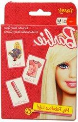 DDI - Barbie My Fabulous Life! Story Card Game