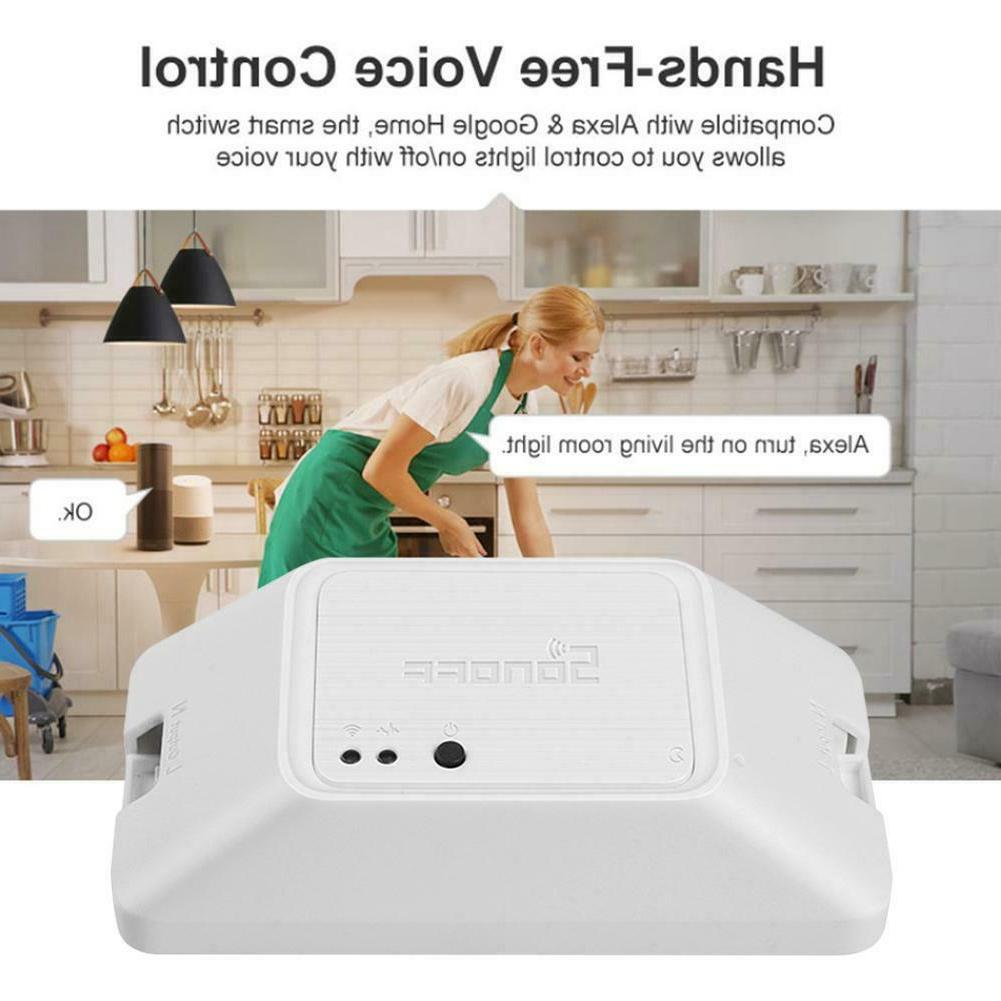 Sonoff Basic R3 DIY Light WiFi fr Alexa