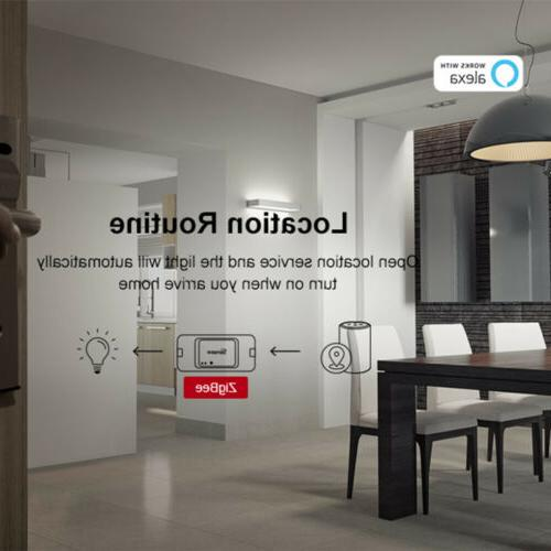 SONOFF BASICZBR3 DIY Smart Home Switch For APP/Voice/Remote